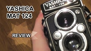 Yashica Mat 124 TLR 120mm Film Photography Camera Review