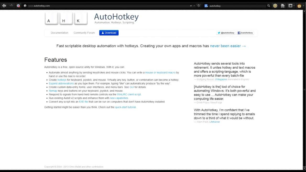 MWO AutoHotkey with TAG Script Sample - YouTube