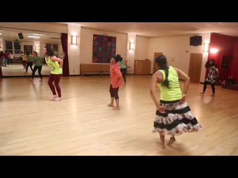 Shubhaarambh - Garba Choreography