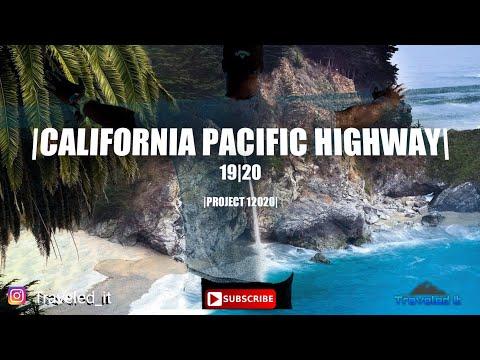 CA | PACIFIC COASTLINE (BIG SUR) 2020 4K