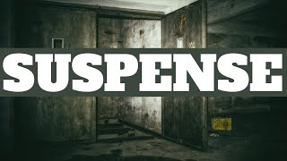 SUSPENSE SOUND EFFECT IN HIGH QUALITY