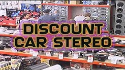 Discount Car Stereo