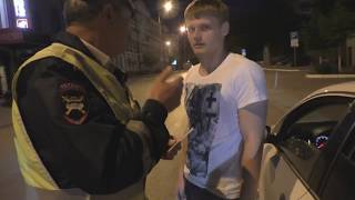 Инспектор Удовиченко, как яркий представитель лживой Саратовской ГИБДД