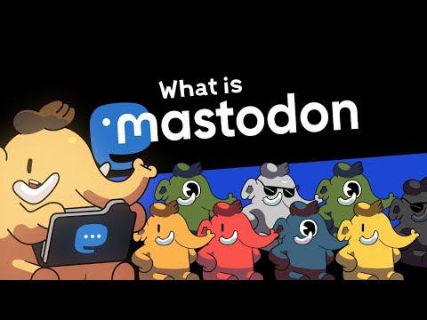 What is Mastodon?