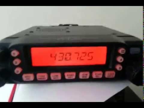 Yaesu ft 7800 E
