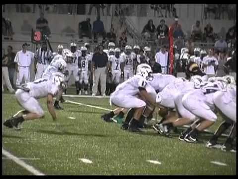 Stony Point vs McNeil Football 2010