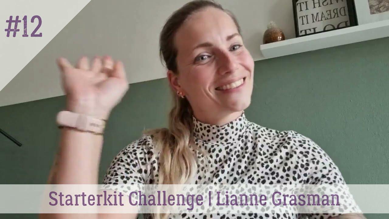 Starterkit Challenge | Dag 12 | Essentiële Olie | Lianne Grasman