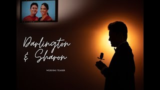 The Magic Of Prayers | Darlington $ Sharon | Marthandam Wedding | Baamboo Studios