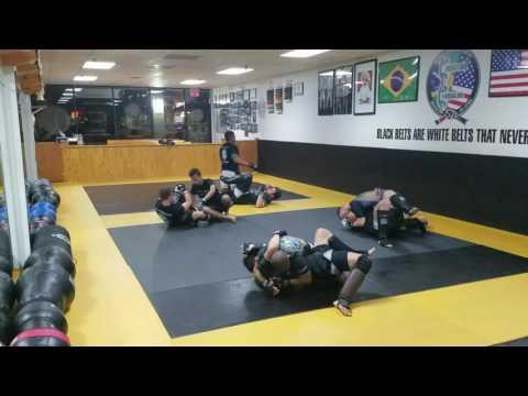 MMA Drills 2