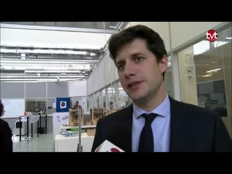 Haut débit et très haut débit : Julien Denormandie à Tours
