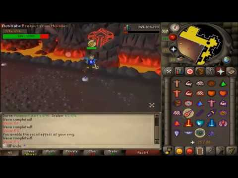Thumbnail: First UIM with infernal cape