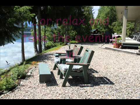 Lakefront on Big White Lake in the Shuswap !! - MLS #10030324