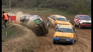 Best Of Autocross Crash & Show Cars 2017 (Edgar-RaceVideos)