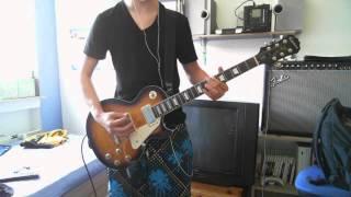 = Foxtrot Uniform Charlie Kilo - Bloodhound Gang - Guitar Cover =