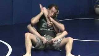 Shrugging Rear Mount Escape to Brabo Choke