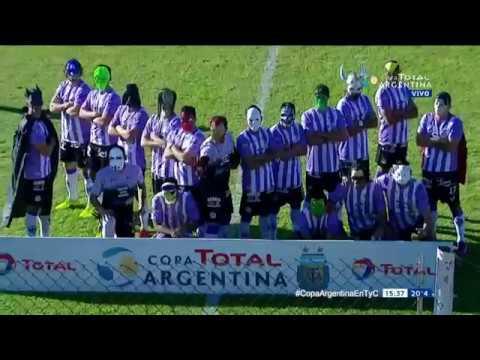 Copa Total Argentina - Una Copa. Un país.