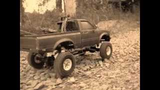 SCALE RC TRUCK 1:10 zombie-hilux  2013 .6