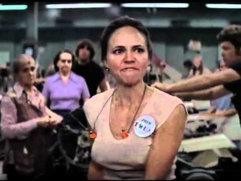 an analysis of the film norma rae The movie norma rae was a realistic portrayal of the sad, immoral, and oppressive working conditions that existed in the imminent life of mass production workers, and one womans struggle to overcome and improve the labor realation problems at a textile mill during the 1970's.