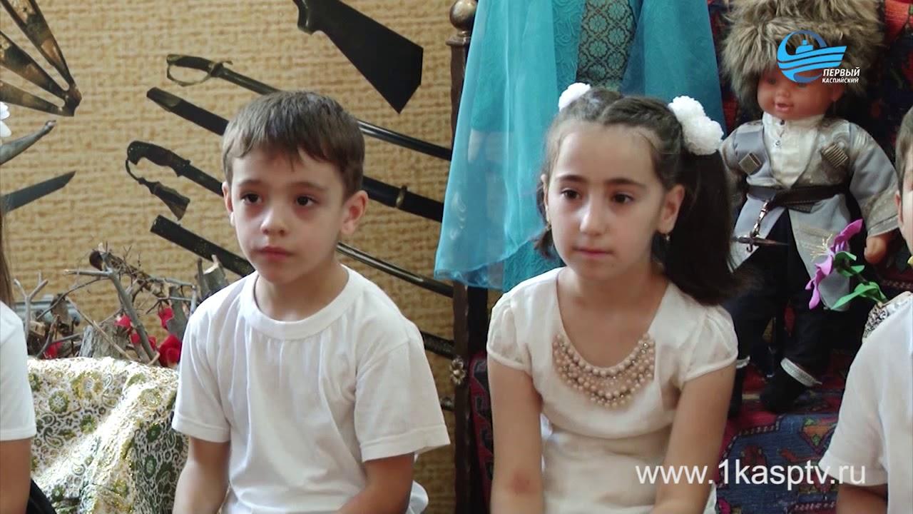 День знаний для дошколят прошел в центре традиционной культуры народов России