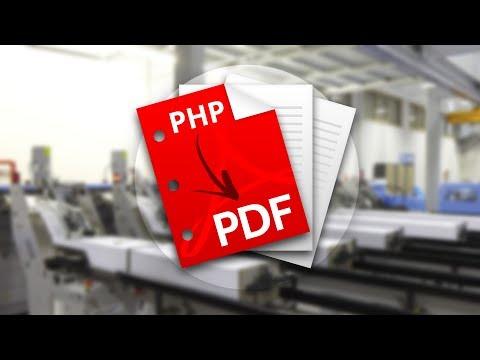 Generar PDF desde PHP con HTML2PDF - Como crear reportes en PDF desde PHP - Víctor Robles