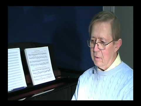 David Maslanka Composer Shares His Thoughts on Music