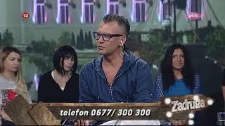 Zadruga 2, narod pita - Marko opleo po Miljani Kulić - 19.08.2019.