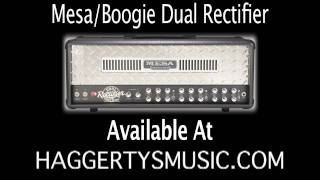 Mesa/Boogie Dual Rectifier 6L6 vs EL34 Tube Comparison
