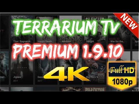 terrarium tv 1.9.10 premium apk + mod lite latest