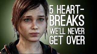 5 Heartbreaks We're Not Ready to Talk About (But Like Heroes We Will Try)