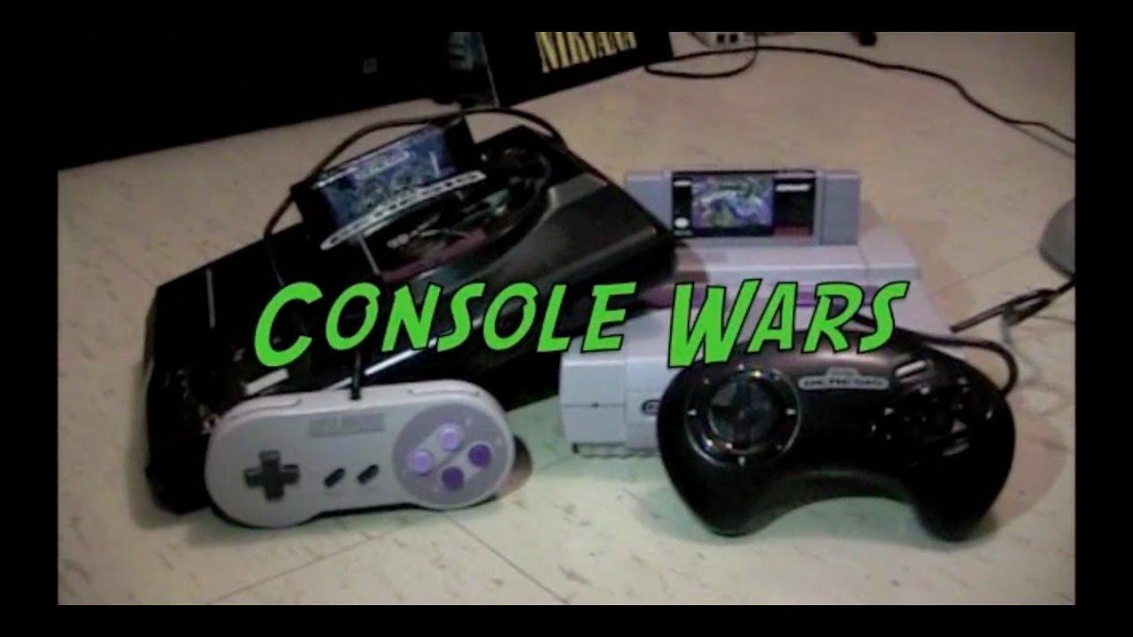 Console Wars Teenage Mutant Ninja Turtles Super