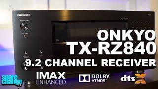 ONKYO TX-RZ840 9.2 Channel IMA…