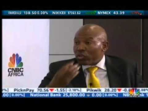 Governer of SARB, Lesetja Kganyago, discuss the state of the SA Economy