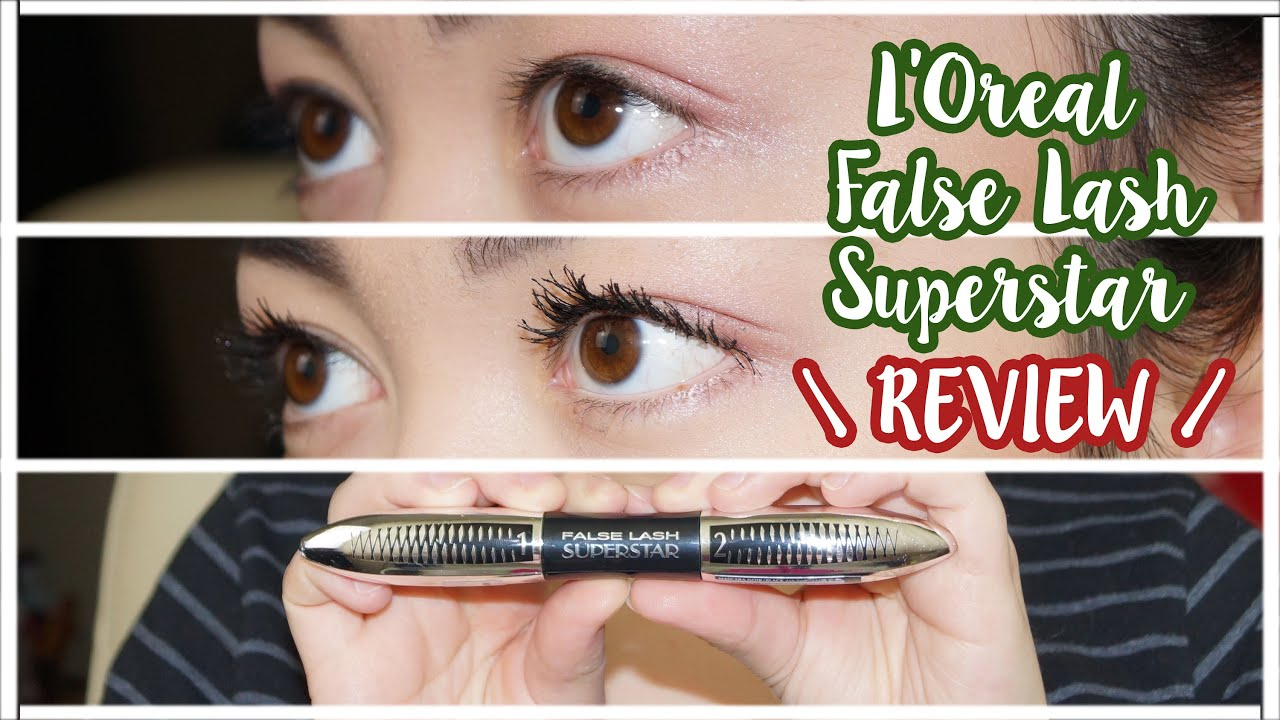 l oreal mascara superstar