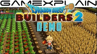 Dragon Quest Builders 2 Receiving a Japanese Demo on December 6th! (Switch & PS4)