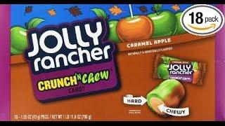 We Shorts - Jolly Rancher Crunch 'n Chew Caramel Apple
