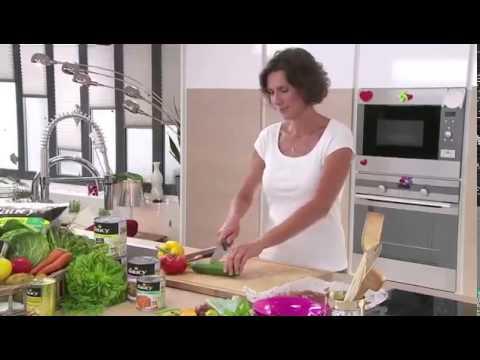 Vidéo Emission D'amour et de cuisine D'Aucy - Cuisine actuelle.fr