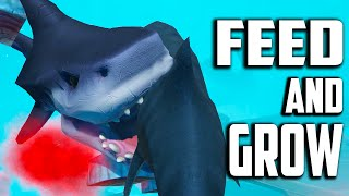 Feed And Grow Fish - RIPPED TO PIECES - (Early Access Gameplay)