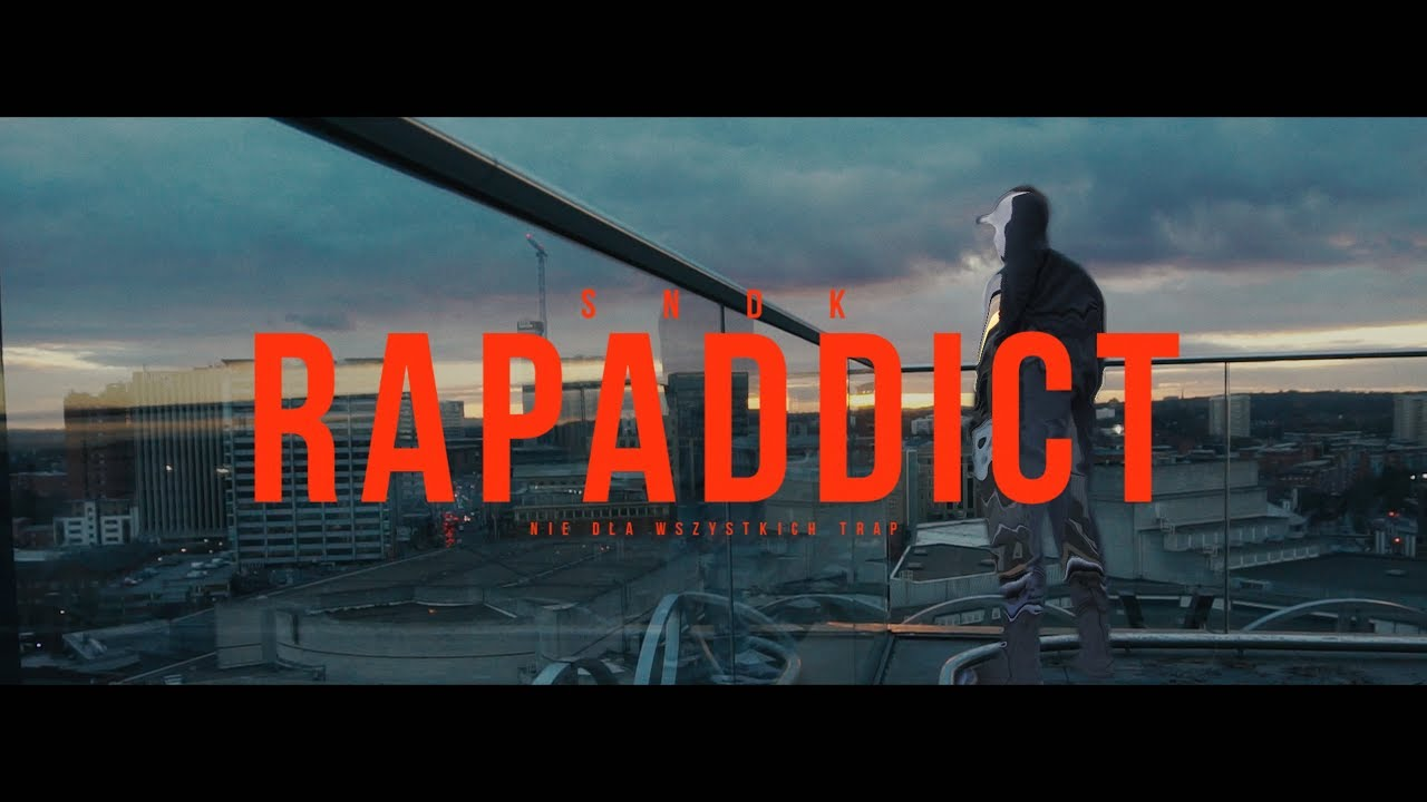 SNDK - Rapaddict / prod. Case-G / I'scream  (Video)