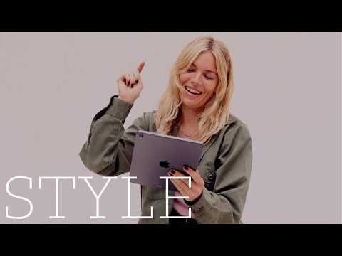 Sienna Miller's most iconic looks | Fashion Evolution | The Sunday Times Style