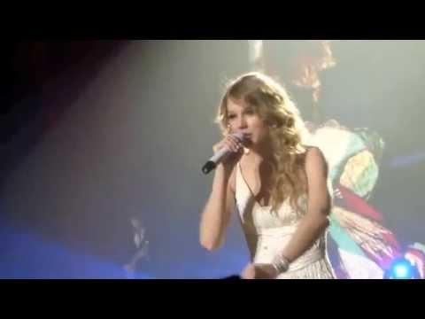 Taylor Swift  - Romeo & Juliet 27.03.11