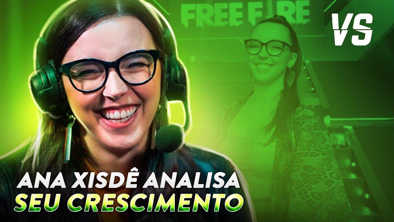 ANAXISDÊ ANALISA SEU CRESCIMENTO   Versus Esports