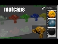 Matcaps Quick & Easy Materials For The 3
