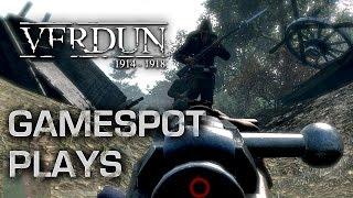 Verdun - GameSpot Plays