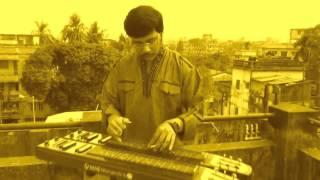 Gerua Song Dilwale Instrumental ElectricHawaiianGuitar Pramit Das Hits Of Arijit Singh