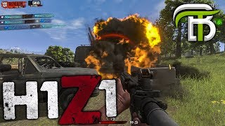 HUNTING RIFLE BATTLE FOR THE WIN | H1Z1 King of the Kill