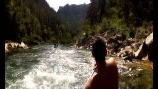 Canoë Gorges du Tarn Les Vignes-Le Rozier 2012