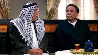 شوف رد فعل الزعيم عادل امام لما سمع النكت البايخة ???? - ناجي عطا الله