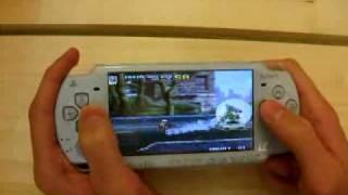 Neo Geo Emulator Sony Psp
