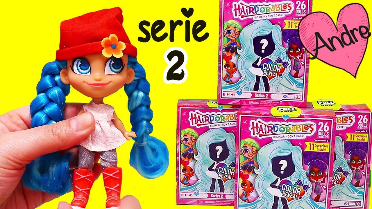 HairdorablesJuguetes Andre Niñas Niños De Belleza Salón Muñecas Al Con Jugando Para Y srtQCBhdxo