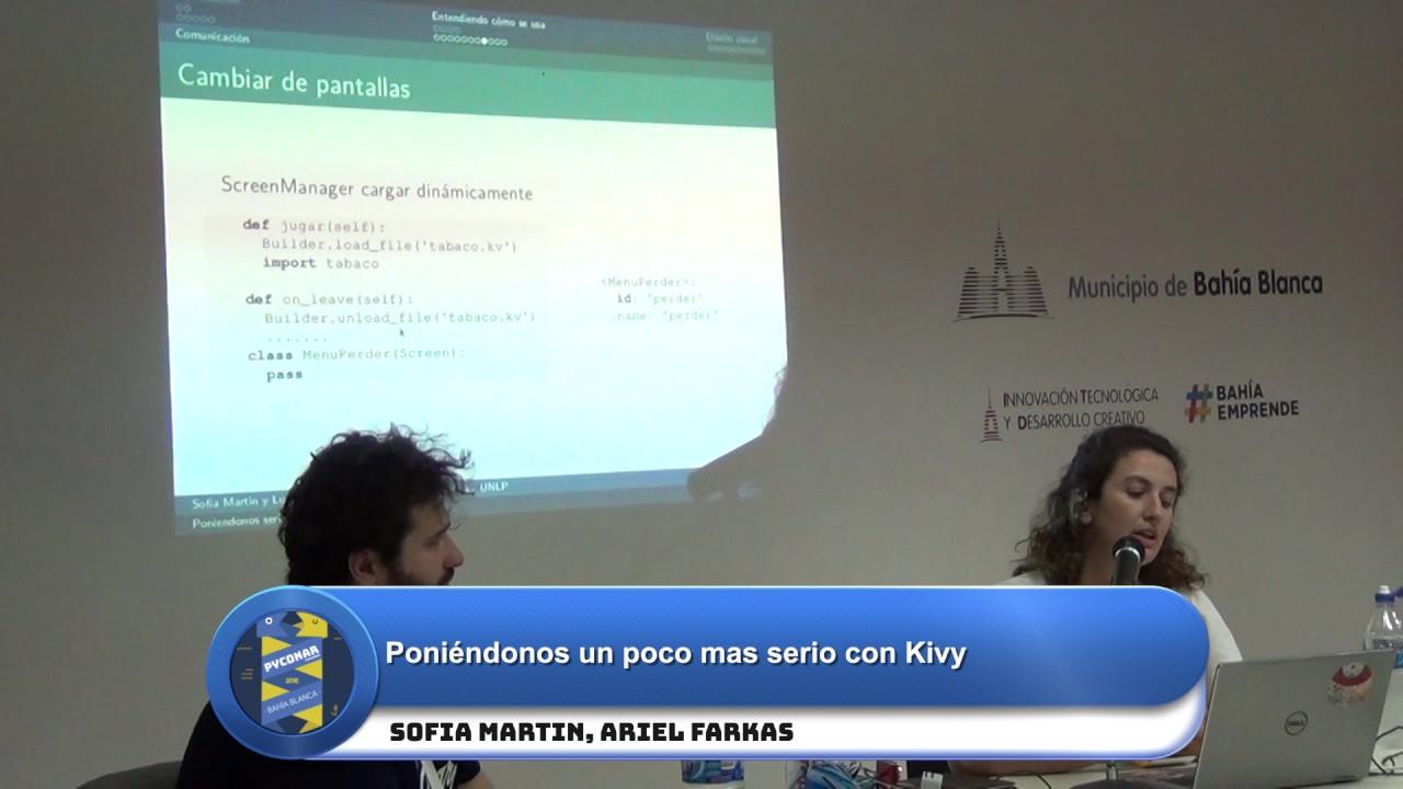 Image from Poniéndonos un poco mas serio con Kivy